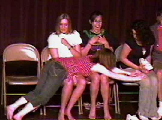 Stage Hypnosis Photos - Slideshow  Stage Hypnosis